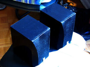 Yamaha NS-AP4400S Rear Speakers & Stands (2)