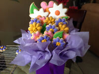 Cookie favors , as give away at reception , or special event