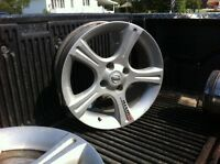 Rims size 17 from nissan cube