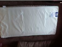 Baby cot mattress excellent condition