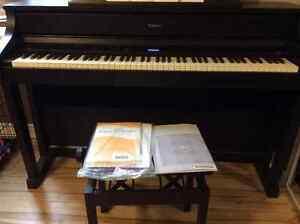 Piano Numérique Roland HP507 Gatineau Ottawa / Gatineau Area image 6
