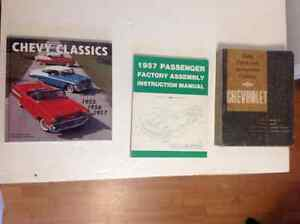 Classic Chevy Manuals