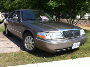 2005 Mercury Grand Marquis LS Ultimate - Fully loaded
