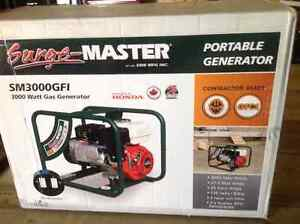 Surge-Master Honda Generator 3000W