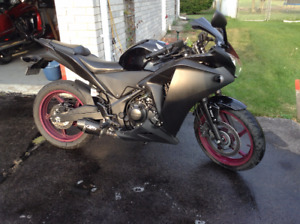 HONDA CBR 250R ABS MOTORCYCLE FOR SALE