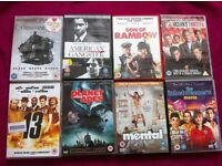 DVD bundle 6. 8 for £4