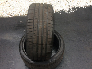 235/36R19 Continental Tires