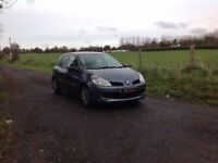 24/7 Trade sales NI Trade prices for the public 2006 Renault Clio 1.4 Expression full mot 5 door