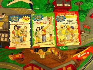 Jigsaw Jones books $1.50 each or $4 for all 3