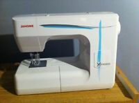 Janome expression Felt machine new