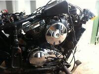 800cc chopper engine