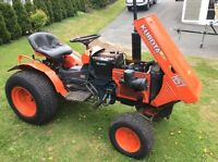 Kubota tractor for sale reduced 3000$