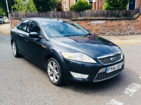 2008 FORD MONDEO 2.0 TDCI 140 TITANIUM 5 DOOR 6sp MANUAL