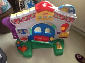 Large fisher price activity centre