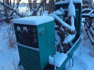 Onan Natural Gas Generator