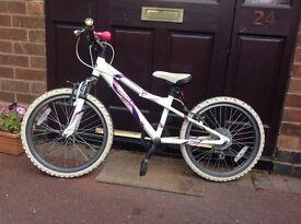 """Excellent quality Dawes child bike , 20"""", suit child age 7-11"""