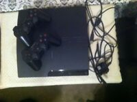 PS3 & 6 games. FOR SALE