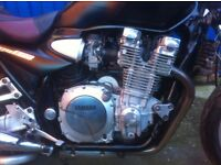 XJR1300 yamaha gsxr bandit Kawasaki CBR honda r1