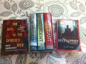 Divergent series, The Girls in the Spiders Web, The Hypnotist