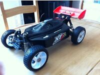 Unwanted rc car £100