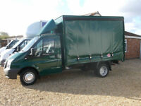 Ford Transit 2.4TDCi Curtain Side Van {100} 3500 NO VAT