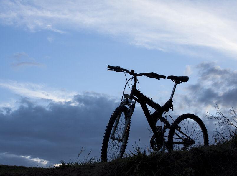 So herrlich leicht: Fahrrad-Rahmen aus Carbon