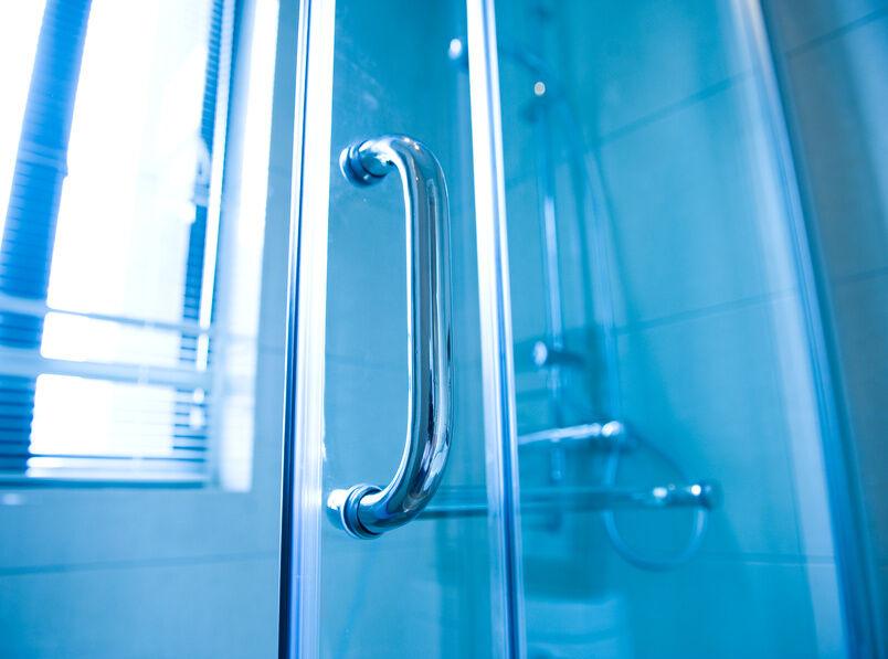 How To Fix A Shower Door Handle Ebay