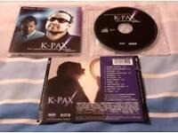 K-PAX [Soundtrack] (CD)