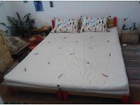 Futon Company King Size Bed/ Futon
