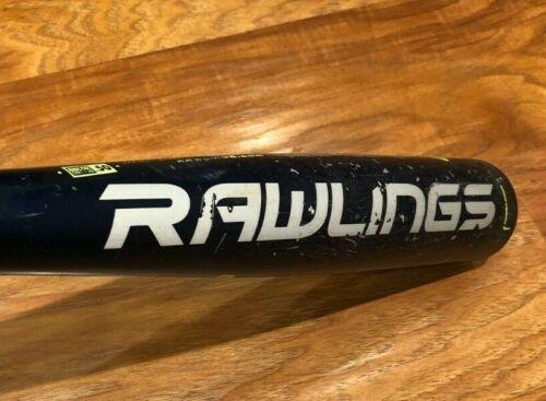 """$400 Rawlings VELO BBCOR Composite 2 5/8"""" Senior Baseball bat 32 29.5 quatro acp"""