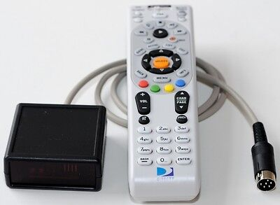 Wireless Universal Remote Adapter For Revox B285 & B286 Receivers