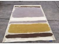 Sanderson Abstract Rug, Linden and Silver 170cm x 240cm