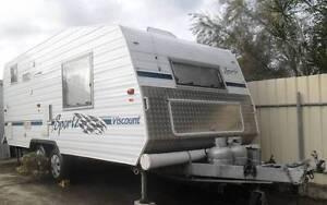 VISCOUNT SPORTZ CARAVAN (one owner) Beenleigh Logan Area Preview
