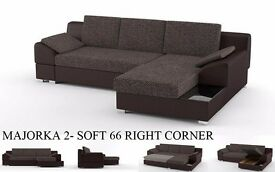 "Corner Sofa Bed ""Sydney"" Many Colours"