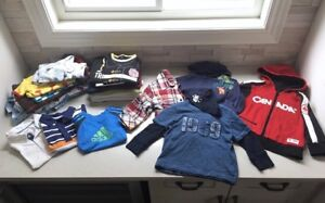 Boys clothing lot (18-24mth)