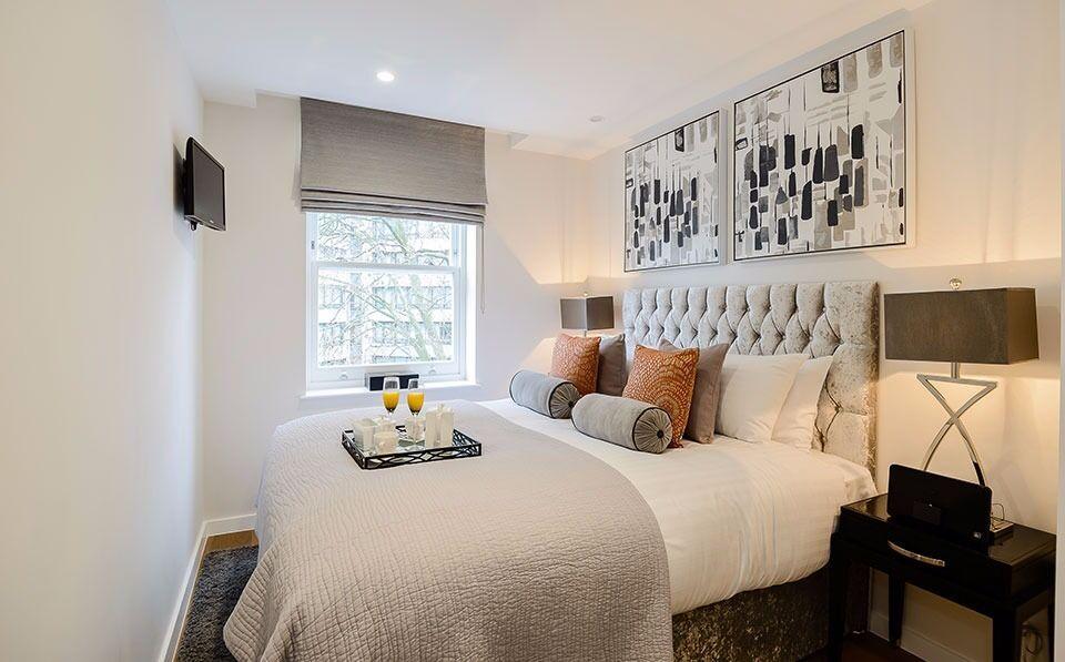 One bedroom apartment for short lets South Kensington