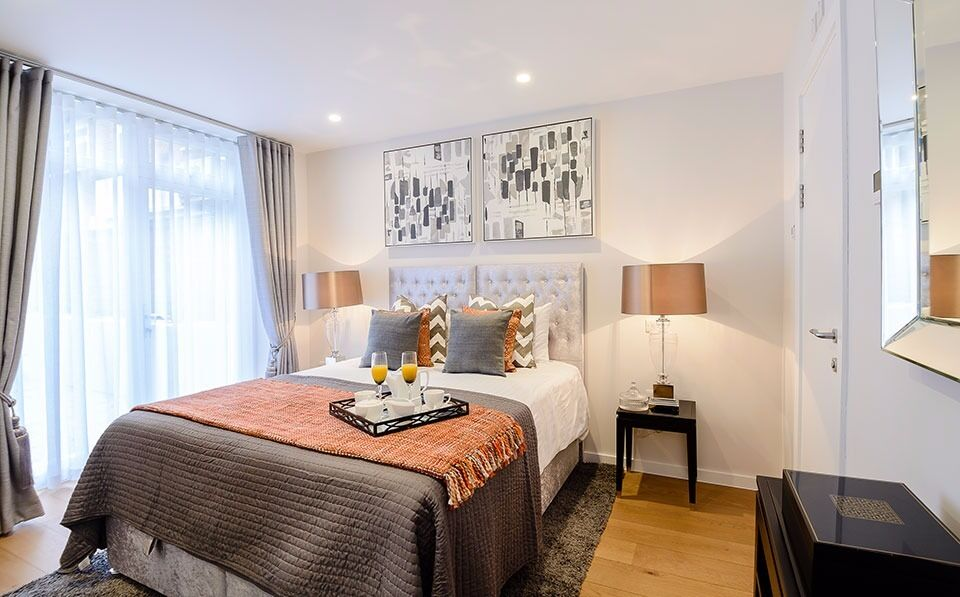 Two bedroom Apartments Short Lets South Kensington