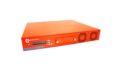 Elastix Nlx4000 Voip Ip Ucs Rack Pbx 300 Ext Voicemail Ivr Conf 2 T1e1 Pri W Ec