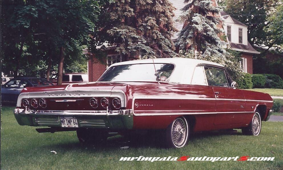 Mr Impala s Auto Parts