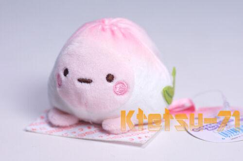 """Sumikko Gurashi SP Mochi-mochi Mini Plush Doll """"Tapi Momo man"""" San-X MY37901"""