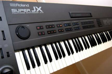 Vintage Roland JX-10 (Super JX) Analog Synthesizer, 1986 Epping Ryde Area Preview