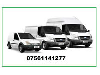 MAN WITH VAN . HOUSE / OFFICE REMOVAL . LUTON VAN HIRE - HYDE PARK