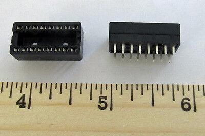 Vintage T.i. Apple 1 16 Pin Ic Socket - Nos