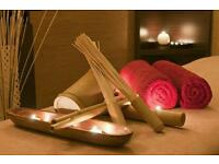 New relaxing massage