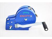 knott hand winch 1136kg genuine KNOTT