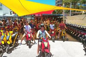 e-Scooters on sale, very close brand new Surfers Paradise Gold Coast City Preview