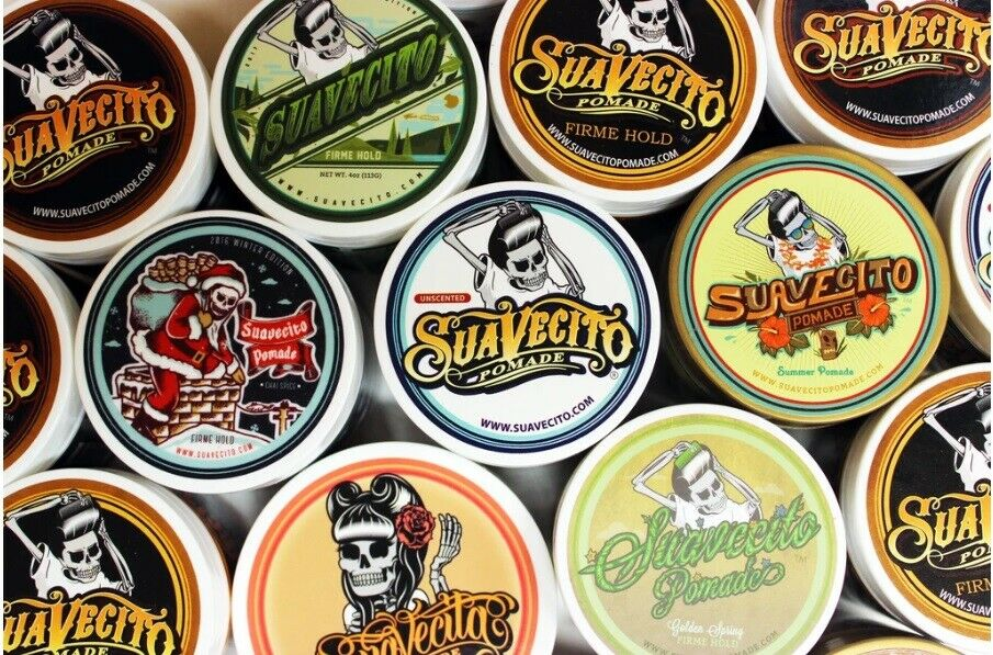 Suavecito Pomade / Clay - Choose Yours