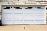GARAGE DOOR REPAIRS, $15 Service - Oakville - 647 646 7717