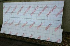 Kingspan Xtratherm insulation boards
