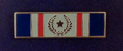 BACHELOR'S DEGREE (police/fire dept/EMS/security) Uniform Commendation/Award Bar